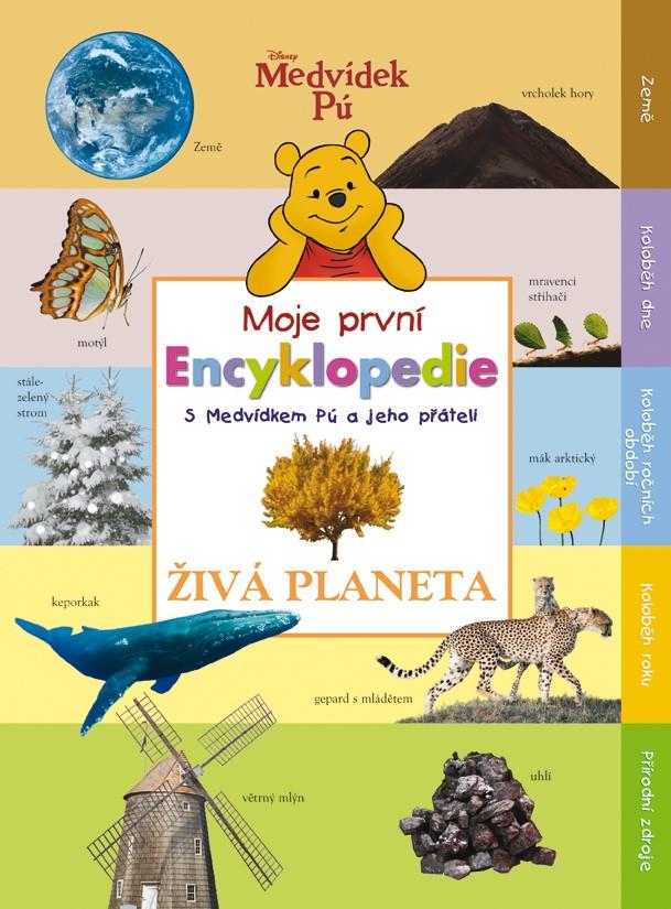 Medvídek Pú - Moje první Encyklopedie s Medvídkem Pú a jeho přáteli | Walt Disney, Walt Disney