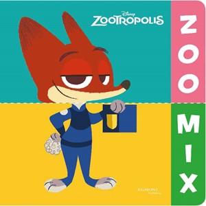 Zootropolis - Zoo mix
