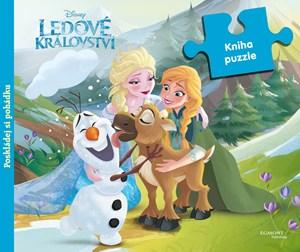 Ledové království - Kniha puzzle - Poskládej si pohádku | Walt Disney, Walt Disney