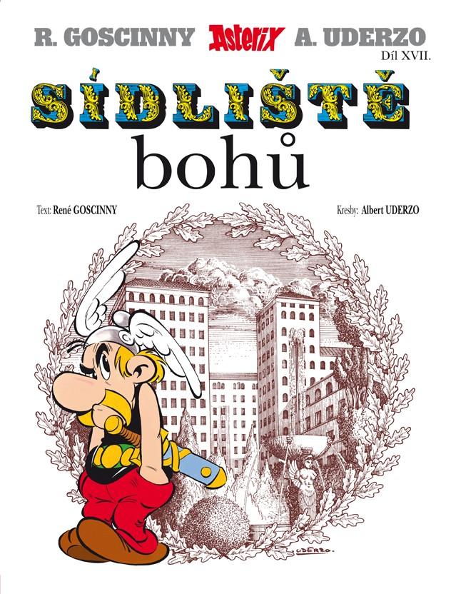 Asterix 22 - Sídliště bohů   Albert Uderzo, René Goscinny