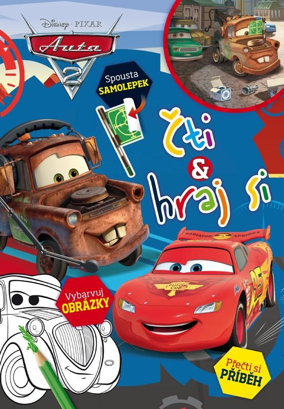 Auta 2 - Čti a hraj si | Pixar