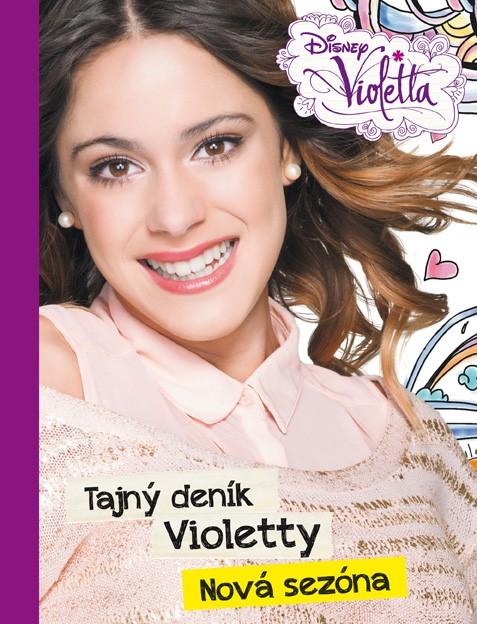 Violetta - Tajný deník Violetty - Nová sezóna | Walt Disney