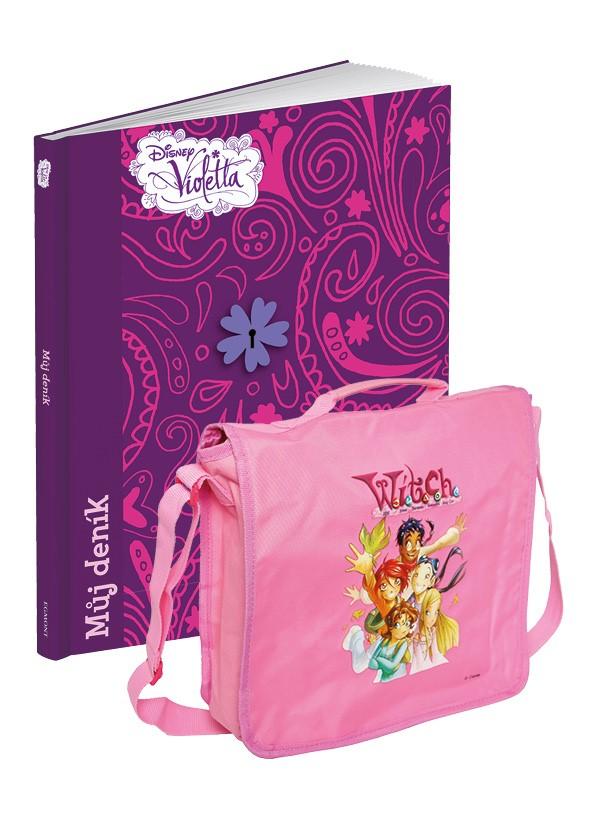 Violetta - Můj deník + taška | Walt Disney