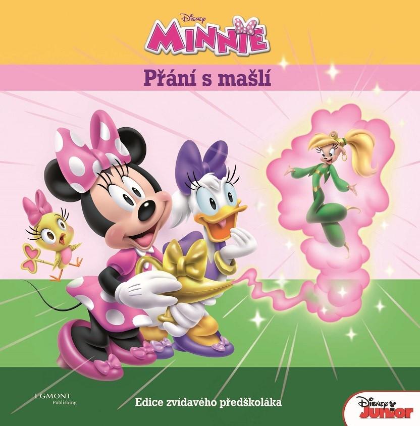 Minnie - Přání s mašlí - Edice zvídavého předškoláka | Walt Disney, Walt Disney