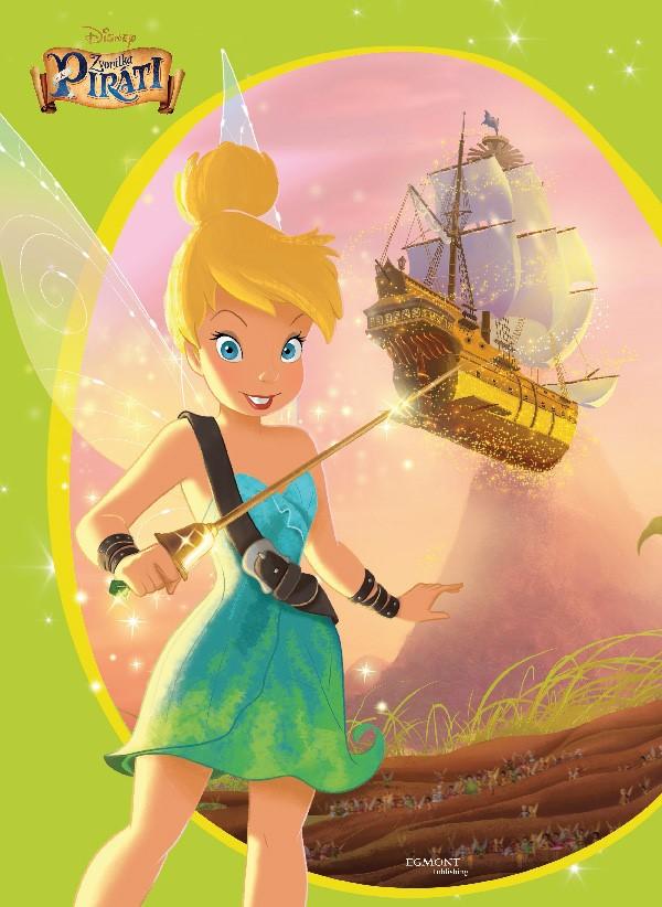 Zvonilka a piráti - Z pohádky do pohádky | Walt Disney, Walt Disney