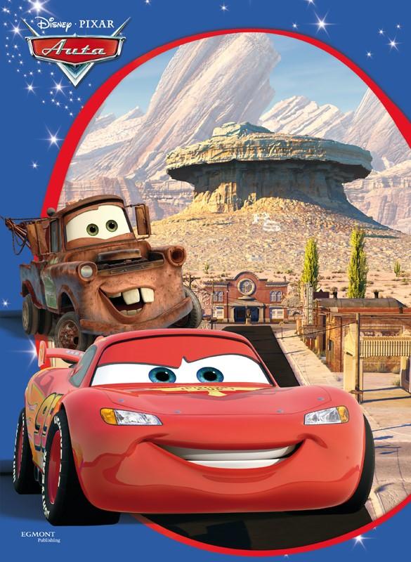 Auta - Z pohádky do pohádky | Pixar, Pixar