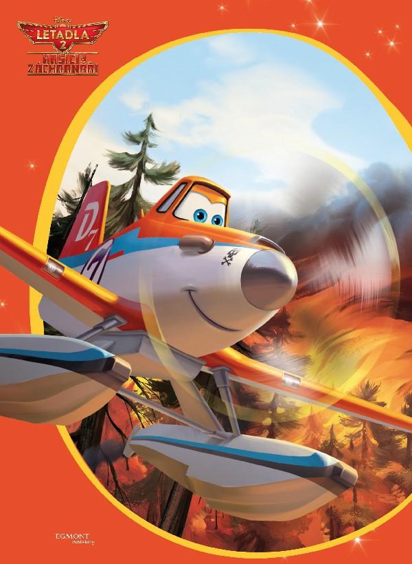 Letadla 2 - Hasiči a záchranáři - Z pohádky do pohádky | Walt Disney, Walt Disney