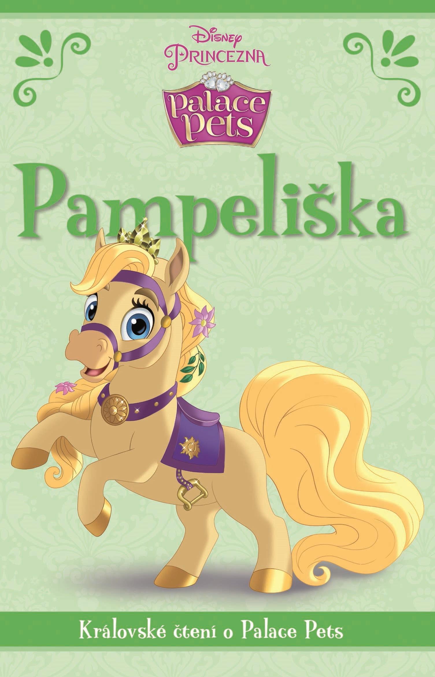 Princezna/Palace Pets - Pampeliška - Královské čtení o Palace Pets   Walt Disney, Walt Disney