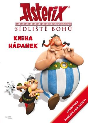 Asterix - Sídliště bohů - kniha hádanek