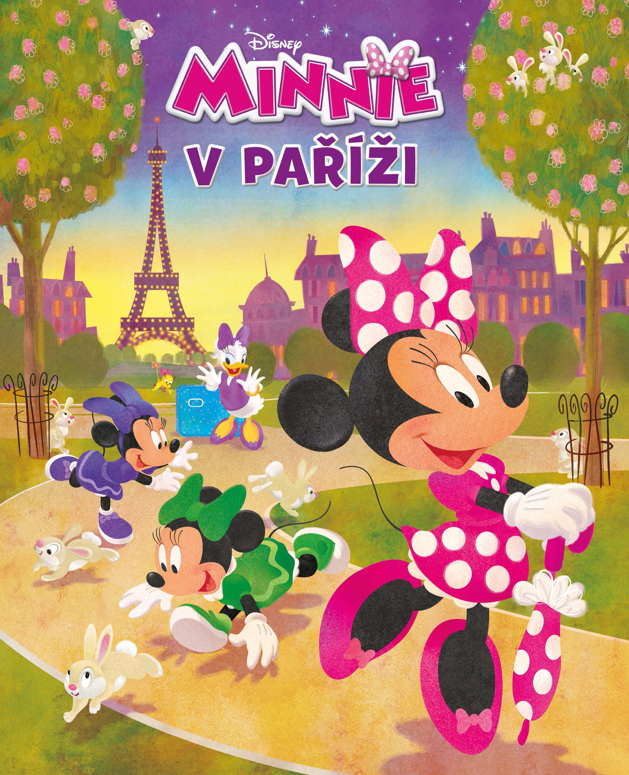 Minnie v Paříži | Walt Disney, Walt Disney