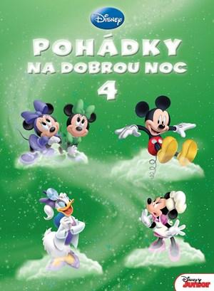 Disney Junior - Pohádky na dobrou noc 4   Walt Disney, Walt Disney