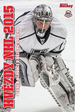 Hvězdy NHL 2015 - Češi a Slováci v sezóně 2013/2014