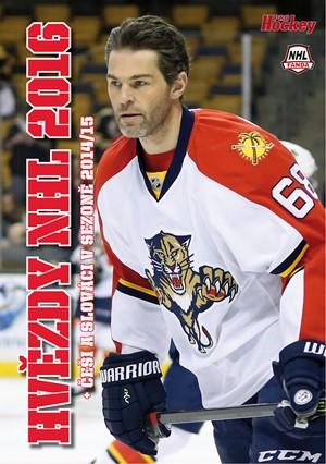 Hvězdy NHL 2016 - Češi a Slováci v sezóně 2014/2015