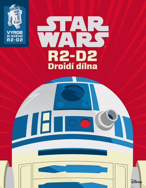 Star Wars - R2-D2 - Droidí dílna - vyrob si svého R2-D2 | Lucas, Lucas