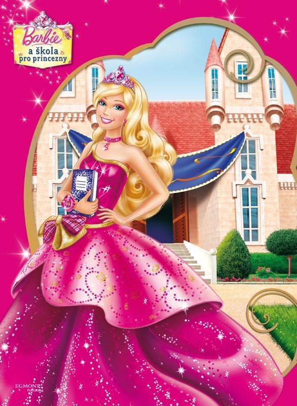 Barbie a škola pro princezny - Z pohádky do pohádky | Mattel