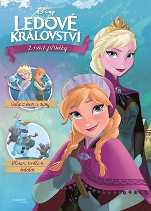 Ledové království - 2 nové příběhy - Oslava konce zimy, Hlídání trollích batolat