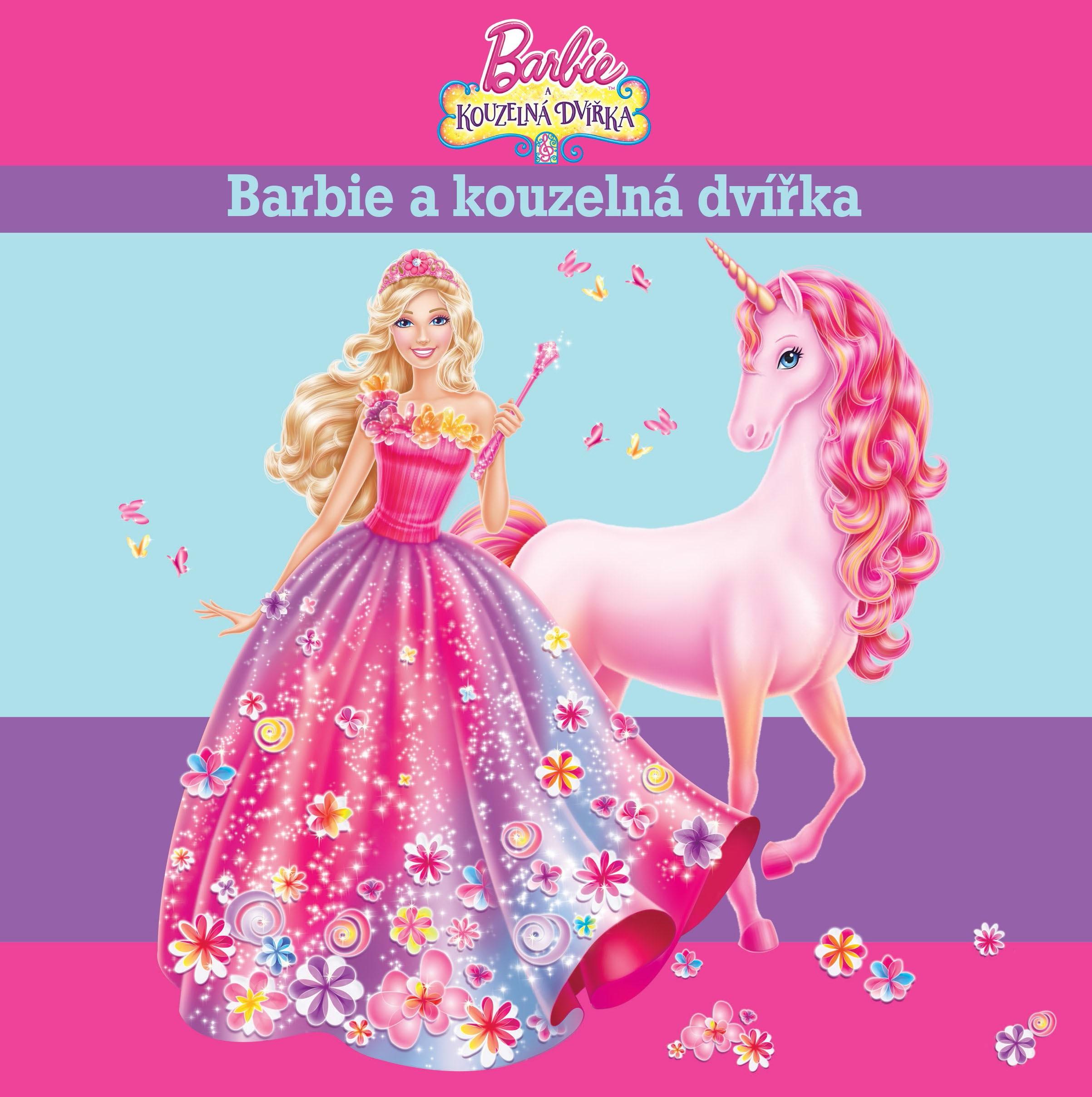 Barbie a kouzelná dvířka | Mattel