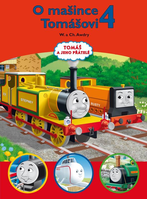 Tomáš a jeho přátelé - O mašince Tomášovi 4 | Wilbert Vere Awdry