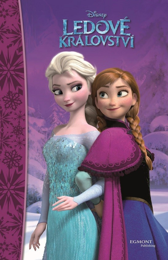 Ledové království - Pohádkový román | Walt Disney, Walt Disney