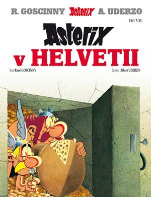Asterix 7 - Asterix v Helvetii