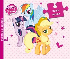 My Little Pony - Kniha puzzle - Poskládej si pohádku