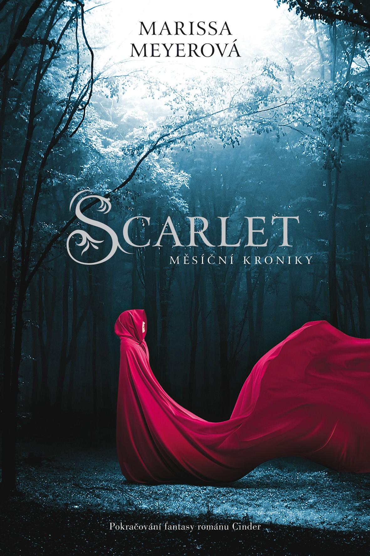 """Scarlet - <span class=""""highlight"""">Měsíční kroniky</span>"""
