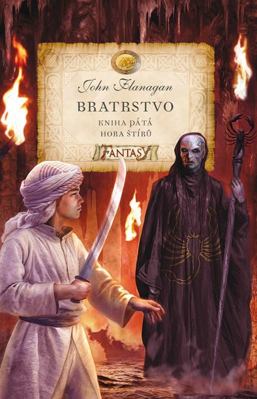 Bratrstvo - Kniha pátá - Hora štírů