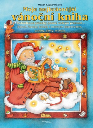Moje nejkrásnější vánoční kniha