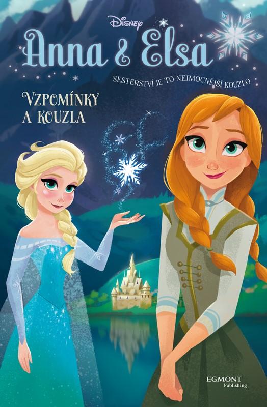 Anna a Elsa - Vzpomínky a kouzla | Walt Disney, Walt Disney