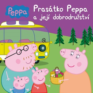 Peppa - Prasátko Peppa a její dobrodružství
