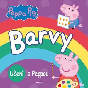 Peppa Pig - Barvy - Učení s Peppou
