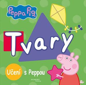 Peppa Pig - Tvary - Učení s Peppou