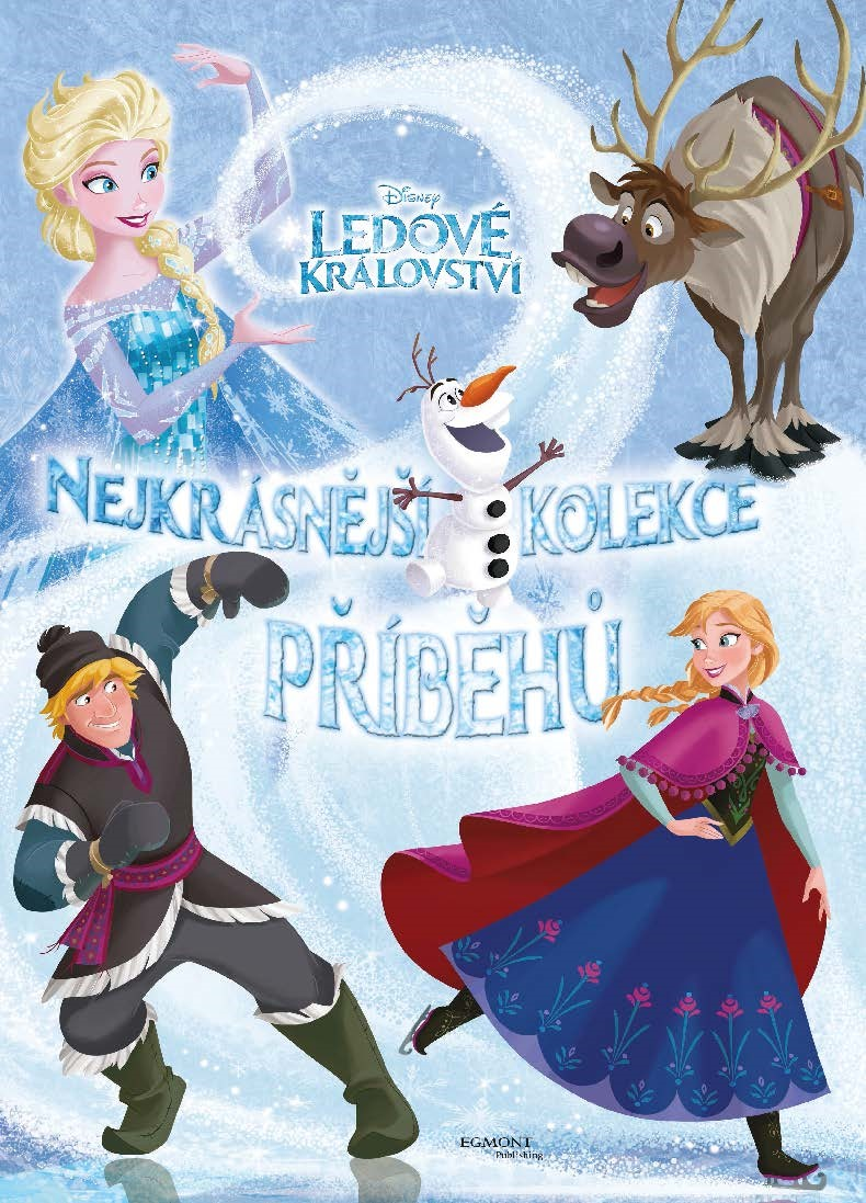 Ledové království - Nejkrásnější kolekce | Walt Disney, Walt Disney