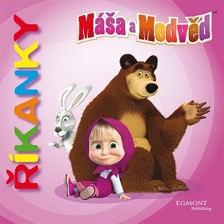 Máša a medvěd - Říkanky |