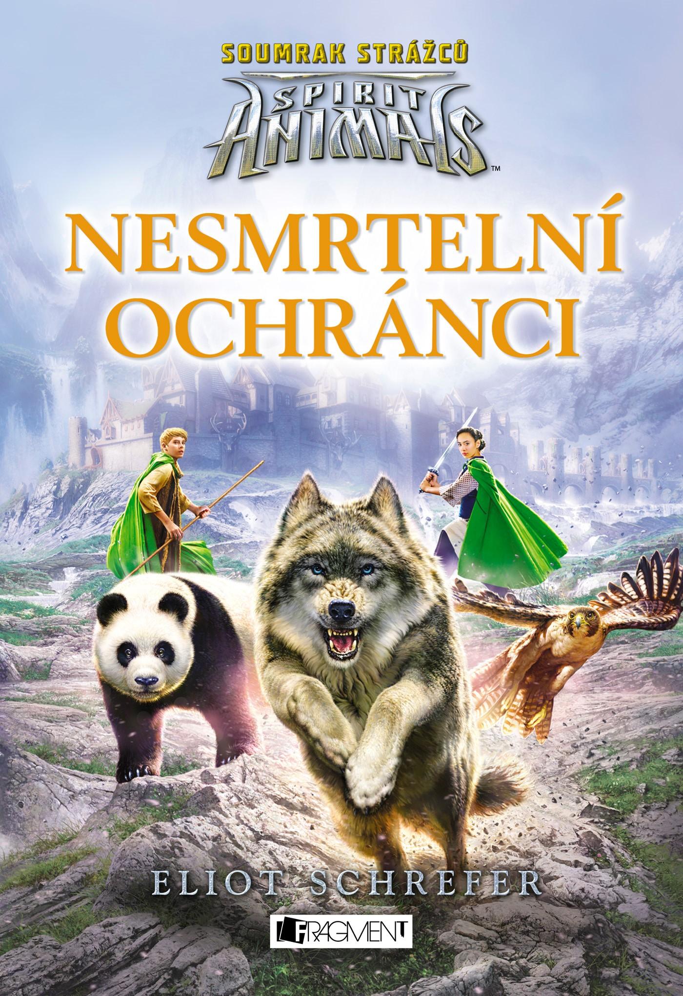 """<span class=""""highlight"""">Spirit</span> Animals: Soumrak strážců – Nesmrtelní ochránci"""