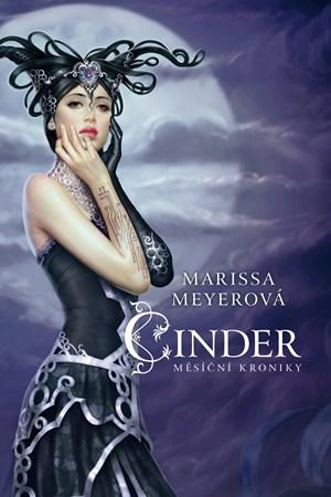 Cinder - Měsíční kroniky