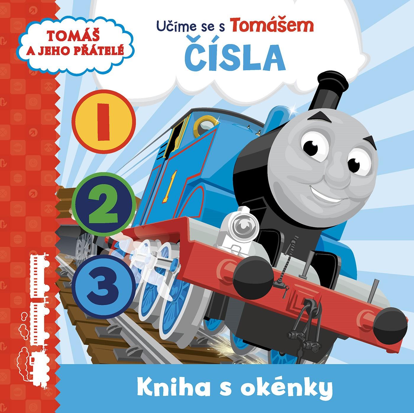 Učíme se s Tomášem - čísla |
