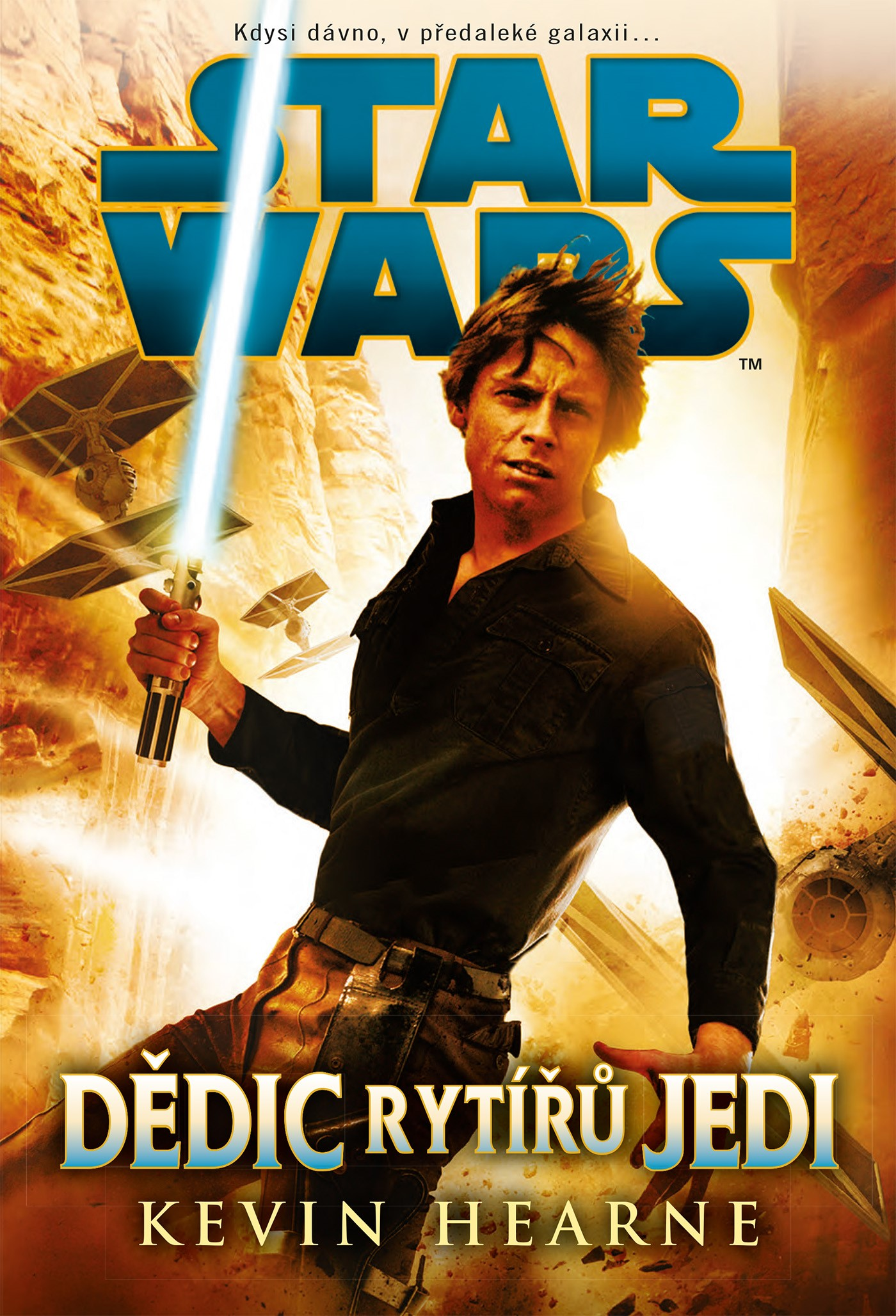 Star Wars - Dědic rytířů Jedi