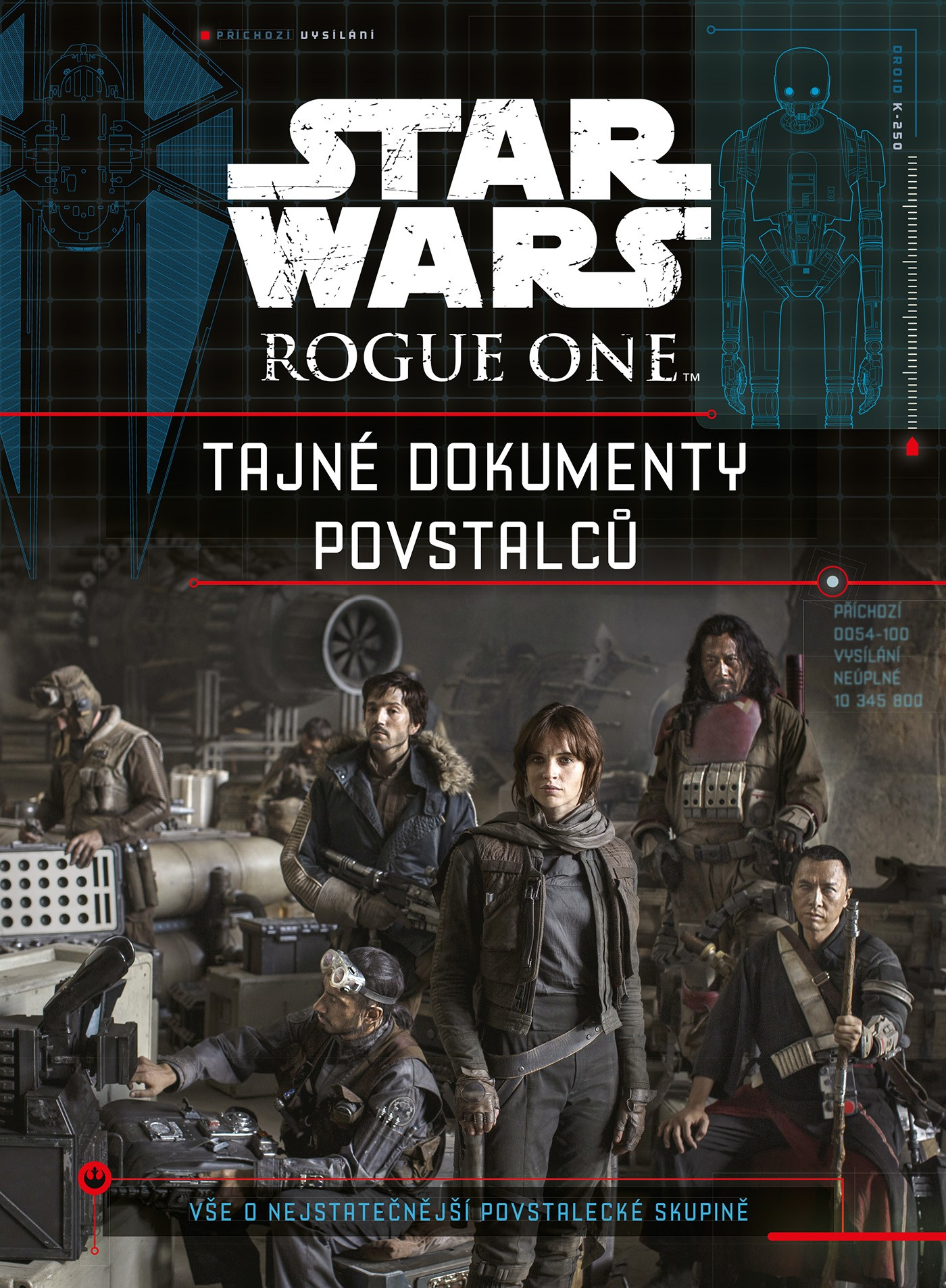 "Star Wars <span class=""highlight"">Rogue One</span> Tajné dokumenty povstalců"