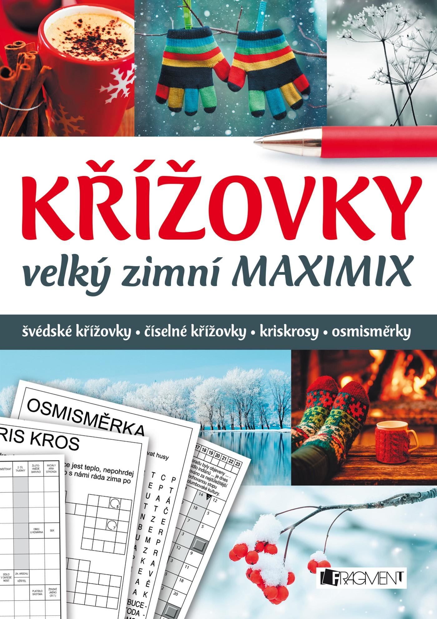 Křížovky - velký zimní MAXIMIX
