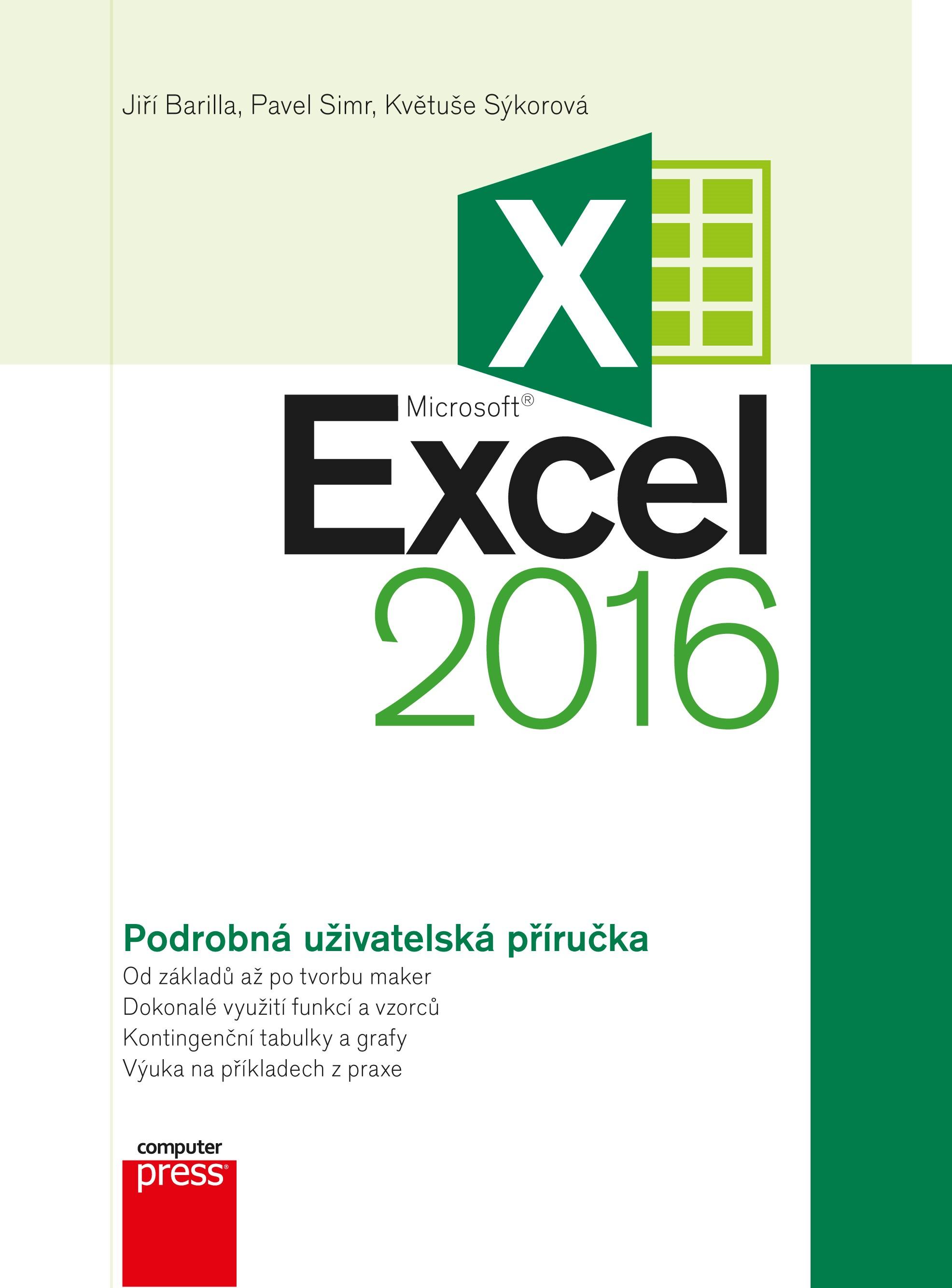 EXCEL 2016 PUP