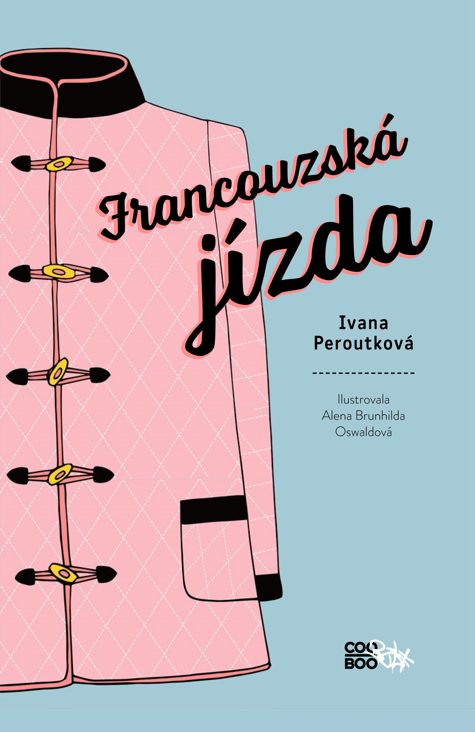 Francouzská jízda | Ivana Peroutková, Alena Oswaldová