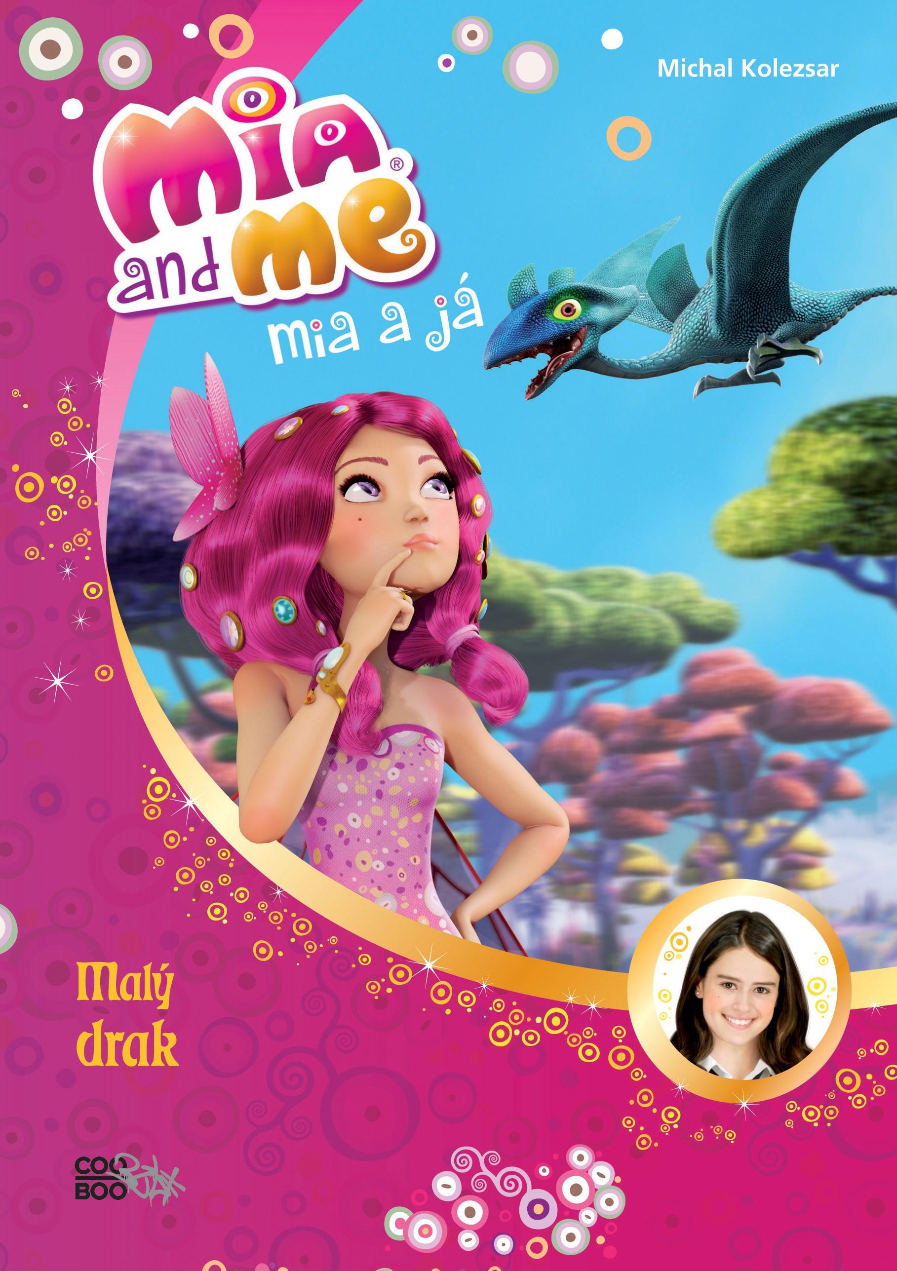 Mia a já: Malý drak |