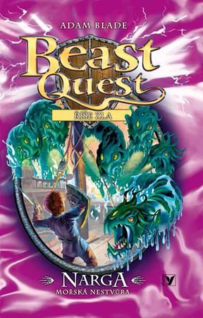 Adam Blade – Narga, mořská nestvůra - Beast Quest (15)