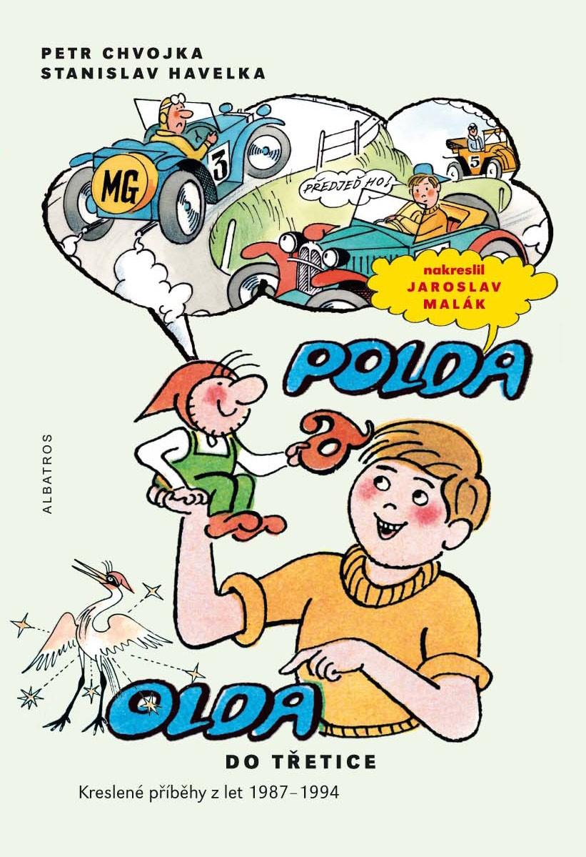 Polda a Olda - Kniha 3