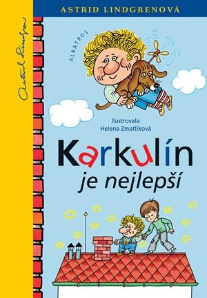 Astrid Lindgrenová – Karkulín je nejlepší