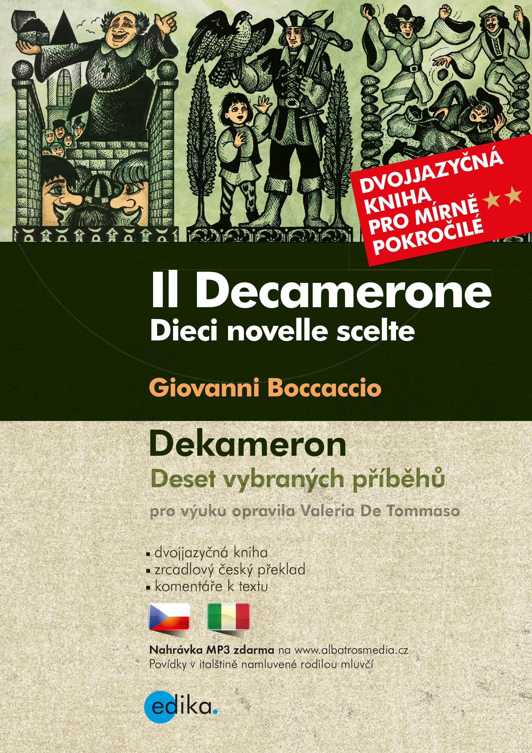 DEKAMERON B1/B2