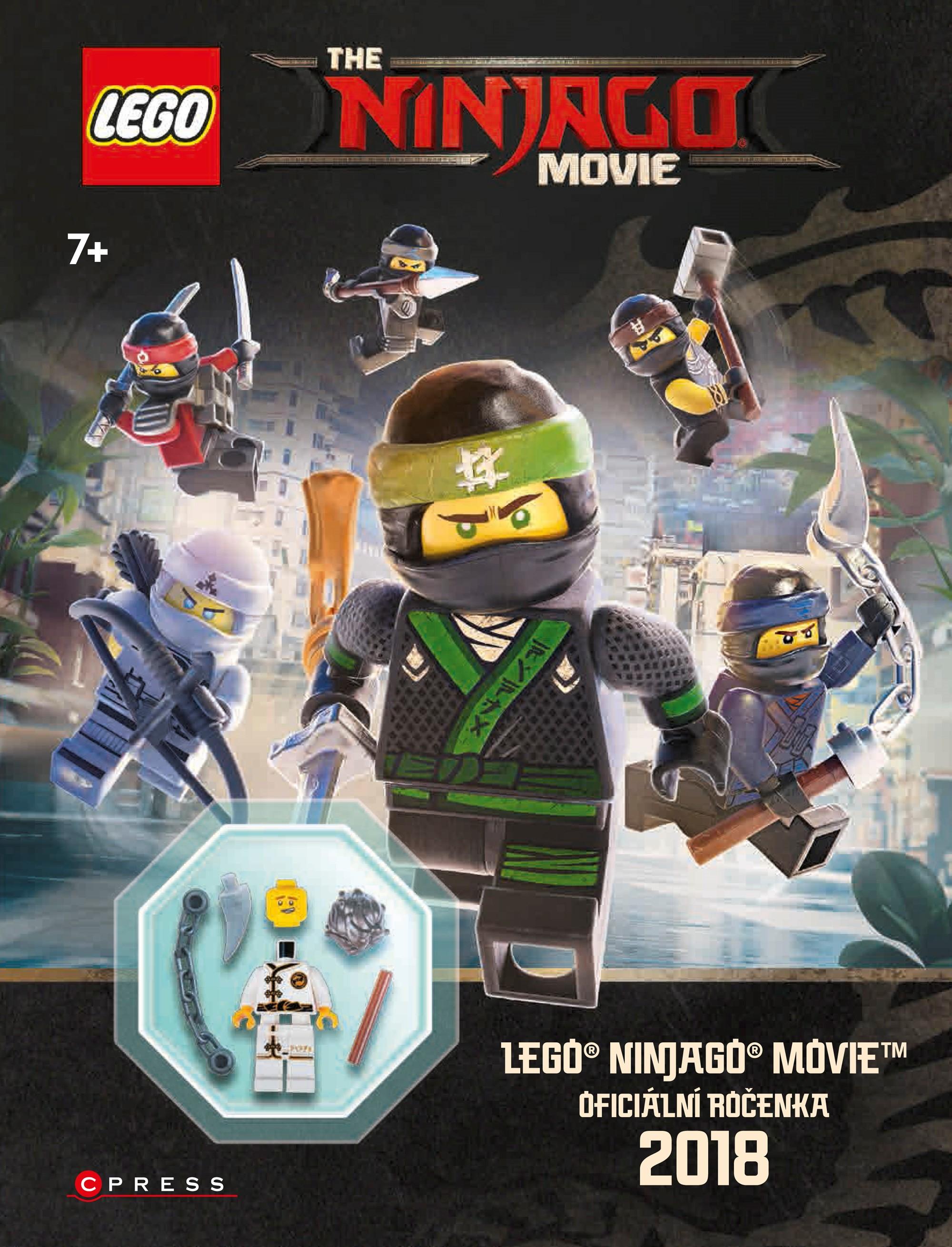 LEGO® NINJAGO® MOVIE™ Oficiální ročenka 2018 | kolektiv