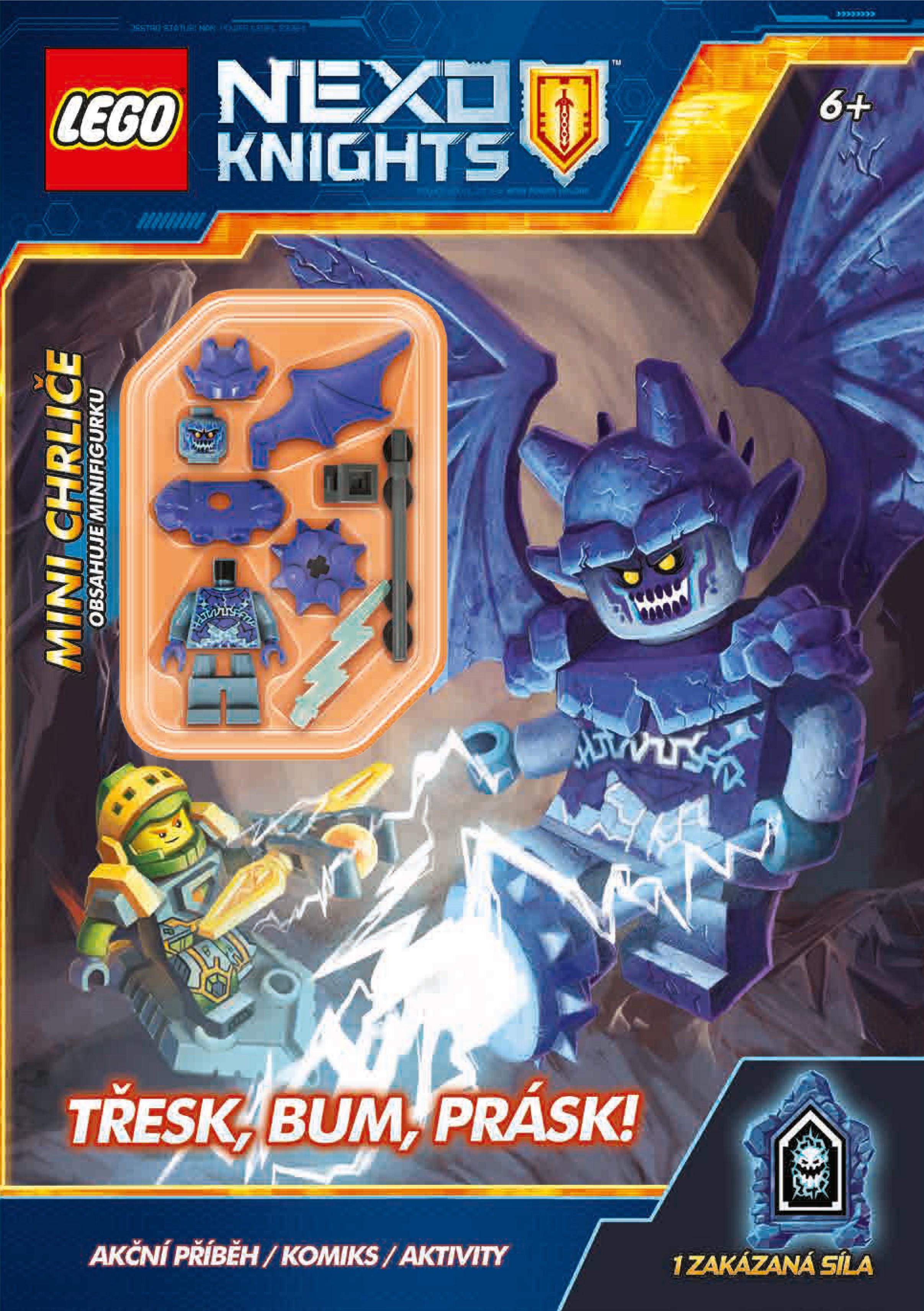 LEGO® NEXO KNIGHTS™ Třesk, bum, prásk! | kolektiv