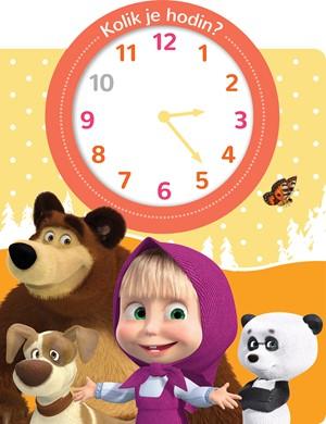 Máša a medvěd Kolik je hodin?